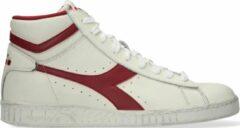 Diadora Heren Hoge sneakers Game L High Waxed - Wit - Maat 44,5