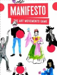 BIS Publishers BV Manifesto! : an art movements card game
