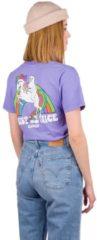 RIPNDIP My Little Nerm BF T-Shirt paars