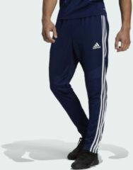 Donkerblauwe Adidas Tiro 19 Trainingsbroek