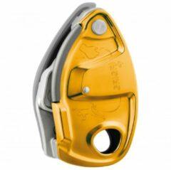 Petzl - GriGri + - Zekeringsapparaat oranje/grijs