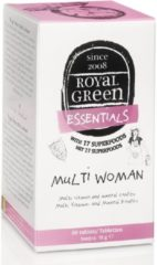 Royal Green Royal groen Voedingssupplementen Royal groen Multi woman 120tab
