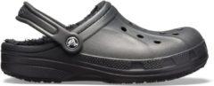 Crocs Ralen Lined Clogs Senior Slippers - Maat 46 - Unisex - zwart Mt 46-47