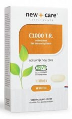 New Care Vitamine C1000 T.R. - 60 Tabletten - Vitaminen