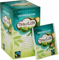 Tea of Life Refreshing mix 4 * 20 zakjes