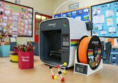 Witte Polaroid 3D Polaroid Playsmart - 3D Printer