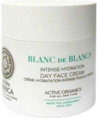 Natura Siberica Intense hydration day face cream, Blanc de blancs, 50ml