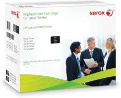 Xerox Zwarte toner cartridge. Gelijk aan HP CE255X. Compatibel met HP LaserJet M525 MFP, LaserJet P3010, LaserJet P3015, LaserJet P3016