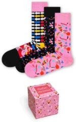 Roze Happy Socks Pink Panther Limited Edition Giftbox - Maat 36-40