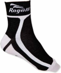 Rogelli RCS-03 sokken - zwart/wit