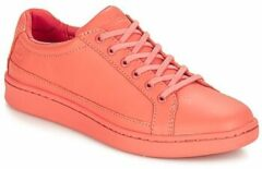 Oranje Lage Sneakers Timberland San Francisco Flavor Oxford