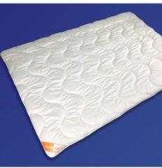 Micro-Batist Sommer-Bettdecke BWS Bettwaren-Shop weiß