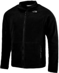 The North Face 100 Glacier Full Zip Men Herren Fleecejacke Größe XXL TNF black