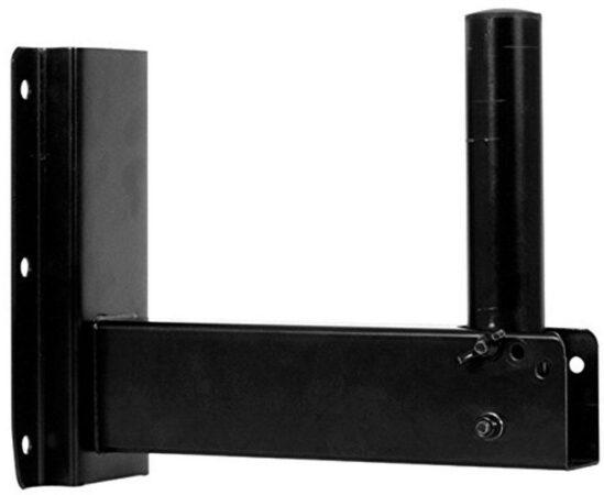 Afbeelding van HQ Power Speaker wall bracket speaker steun Metaal Zwart