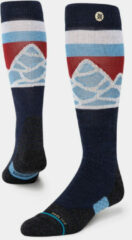 Marineblauwe Stance Spillway Snow Tech Socks blauw
