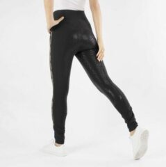 Hv Polo Rijlegging Mae Siliconen - Black-gold - 42