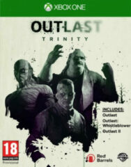 Warner Bros Outlast Trinity Xbox One (1000642604)