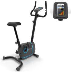 Klarfit Myon Cycle hometrainer 12kg vliegwielmassa SmartCardio Studio zwart