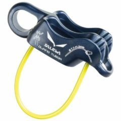 Salewa - Alpine Tuber - Zekeringsapparaat maat One Size, blauw/grijs