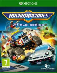 Codemasters Micro Machines World Series Xbox One (CDM093.BX.RB)