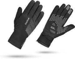 Zwarte GripGrab - Ride Waterproof Winter Glove - Fietshandschoenen - Maat L - Zwart