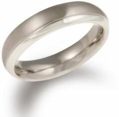 Zilveren Boccia Titanium 0130-07 Ring - Titanium - Zilverkleurig