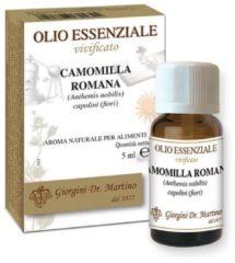 DR.GIORGINI SER-VIS Srl Dr.Giorgini Camomilla Romana Olio Essenziale Vivificato 5ml
