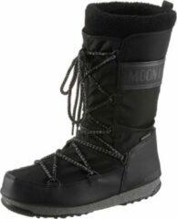 Zwarte Moon Boot Women monaco wool wp black-schoenmaat 39