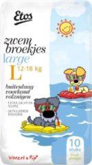 Etos Woezel & Pip Zwembroekjes - 60 stuks (6 x 10 stuks) - Large Zwemluiers