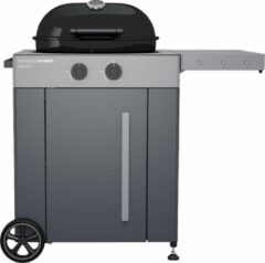Grijze Outdoorchef Arosa barbecue Gas Arosa 570 G Steel 30mbar
