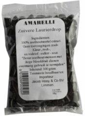 Amarelli Laurierdrop Zakje Kleine Stukjes (100g)