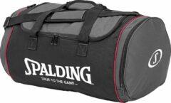 Grijze Spalding Sporttas - anthra/schwarz/pink - M