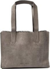 Bruine MYOMY-Crossbodytassen-My Paper Bag Mini Handbag Crossbody-Taupe