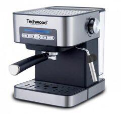Roestvrijstalen Techwood - Espressomachine TCA-170EX