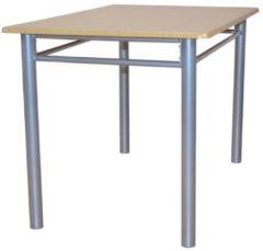 Esstisch DENNIS Möbel-Direkt-Online buchefarbene Tischplatte
