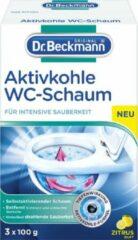 Dr. Beckmann WC-reinigingsschuim met actieve koolstof