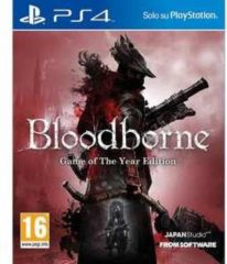 SONY Bloodborne Game Of The Year per PS4 9843443