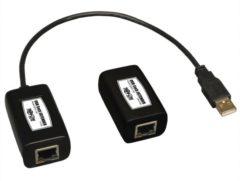 Zwarte Tripp Lite B202-150 console extender Console-zender & ontvanger