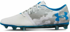 Witte Voetbalschoenen Under Armour Spotlight Lace FG