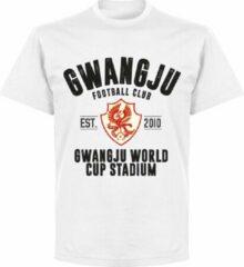 Retake Gwangju FC Established T-shirt - Wit - XS