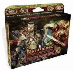 Paizo Publishing, Llc Asmodee Pathfinder Adv. Card Game Fighter Class Deck - EN