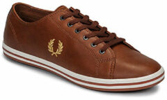 Bruine Lage Sneakers Fred Perry KINGSTON LEATHER