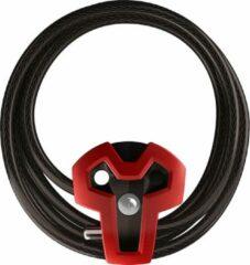 SAFEMAN Kabelslot | Mountainbike & Racefiets | Sterk, Handig & Multifunctioneel | Rood