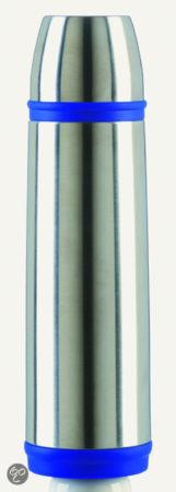 Afbeelding van Blauwe Emsa Captain - Drinkfles/Isoleerfles Met Edelstaal - 1 L