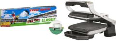 Kontaktgrill Optigrill GC 702D, mit TIPP-KICK CLASSIC Tefal Silber