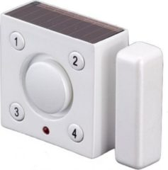 Cordes solarbetriebener Vibrations Magnet Alarm Anlage CC-800 Solar Sicherheit