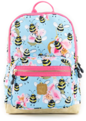 Pick & Pack Bee Backpack M sky blue Laptoprugzak