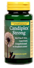 Vital Direct Venamed Candiplex Strong - 60 Capsules - Voedingssupplementen