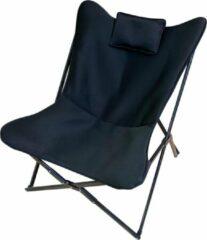 Zwarte Human Comfort Butterfly Chair Aclou