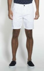 Witte Blue Industry Regular fit Short Maat W32